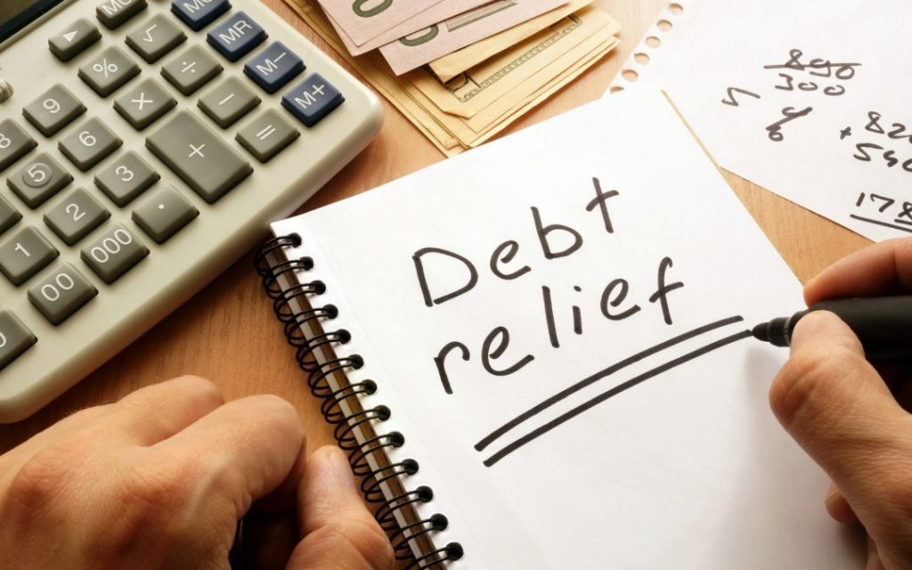 Debt releif program